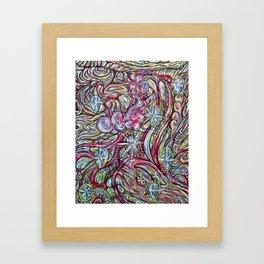 Mushroom Spirit  Framed Art Print