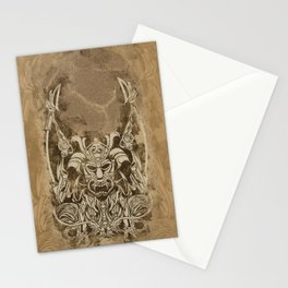 MONSTROSITY SAMURAI SHOGUN Stationery Cards