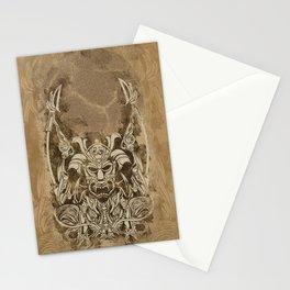 MONSTROSITY SAMURAI SHOGUN Stationery Cards