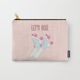 Skater Let's roll Carry-All Pouch