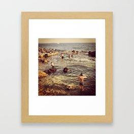 Castiglioncello Framed Art Print