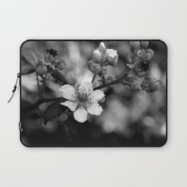 Blackberry Flower Laptop Sleeve