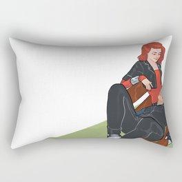 Avac Buckynat Rectangular Pillow