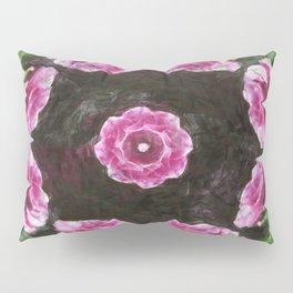 Rosas Moradas 2 Kaleidoscope 3 Pillow Sham