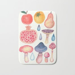 Fruits of the Woods Bath Mat