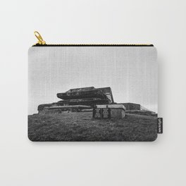 Historic German bunker  of World War II Carry-All Pouch