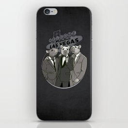 Rat Pack iPhone Skin