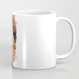 created with subconscious thought Coffee Mug