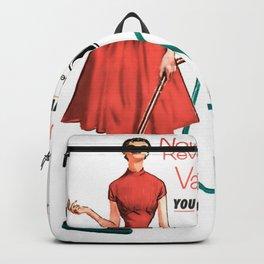 R2D2 Vacuum Backpack