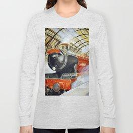Platform 9 3/4 Long Sleeve T-shirt