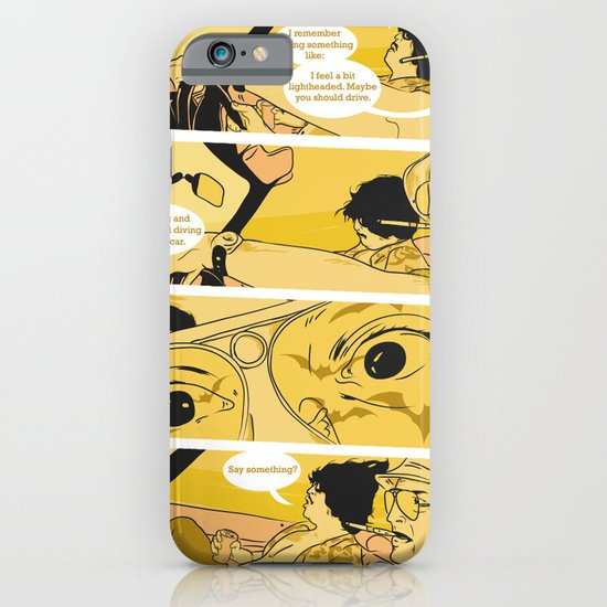Holy Jesus, What Are These Goddammed Animals? iPhone & iPod Case