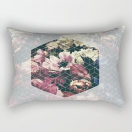 Spring Geometry Rectangular Pillow