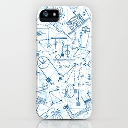 School chemical #4 iPhone Case