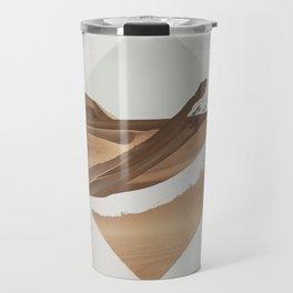 Strange waves Travel Mug