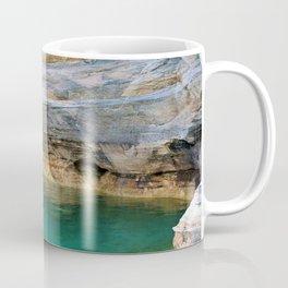 Pictured Rocks National Lakeshore Coffee Mug