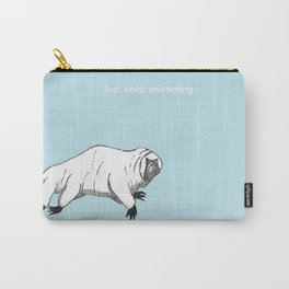 The majestic water bear Carry-All Pouch