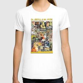 Vintage Jekyll Hyde by iamjohnlogan T-shirt