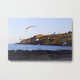 An afternoon in Howth Metal Print