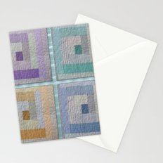 Country Quilt Stationery Cards