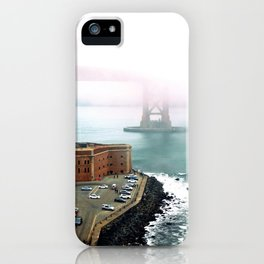 That Gentle Giant, Golden Gate iPhone Case