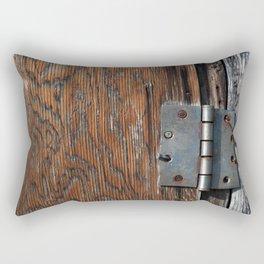 Battered Hinge Rectangular Pillow