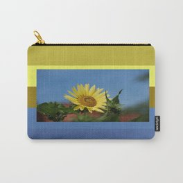 Sunflower Color Palette Carry-All Pouch