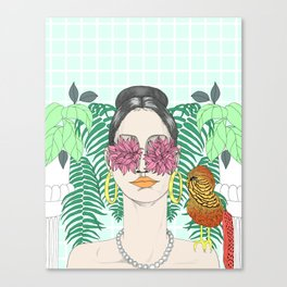 Metanoia Canvas Print