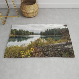 Clear Lake, Fall 2018, No. 3 Rug