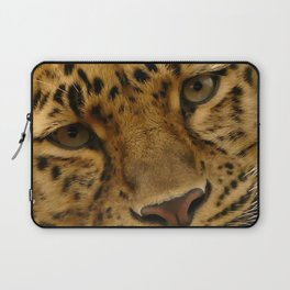 Amur Leopard Laptop Sleeve