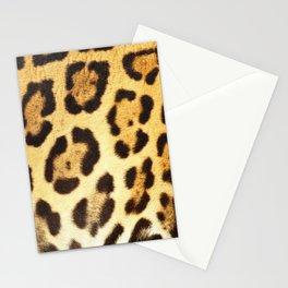 Piel de Jaguar Stationery Cards