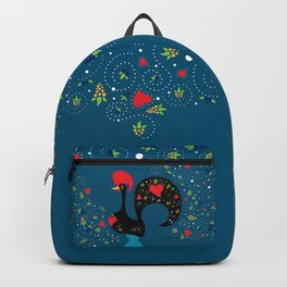 Good Luck Rooster Backpack
