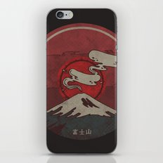 Fujisan iPhone & iPod Skin