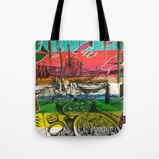 Ortaköy Tote Bag