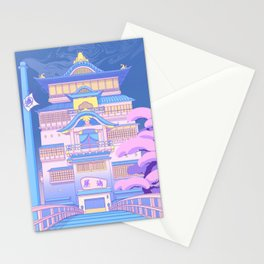 The Bath House Stationery Cards