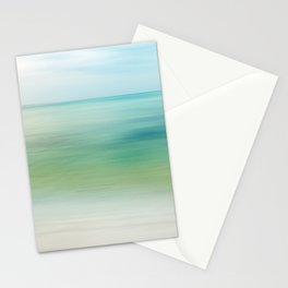 the beautiful sea Stationery Cards