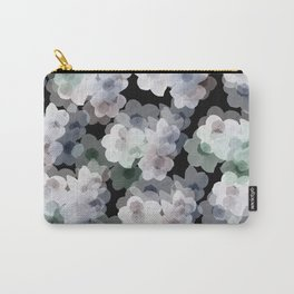 Narcissus pattern Carry-All Pouch