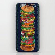 Grandwich iPhone Skin