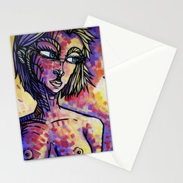 """""""Chilly"""" (Original) Stationery Cards"""