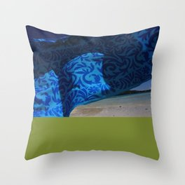 Turks and Caicos 03 (limited edition 30/30) Throw Pillow
