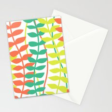 seagrass pattern - tropical Stationery Cards