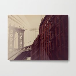 Brooklyn Dreams Metal Print