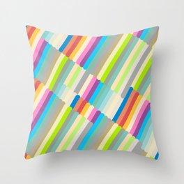 never ending Throw Pillow