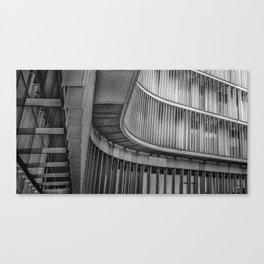 Number one Riverside, Rochdale Canvas Print