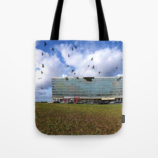 Surreal Living 4 Tote Bag