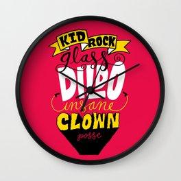 Kid R0ck's ICP Dildo Wall Clock