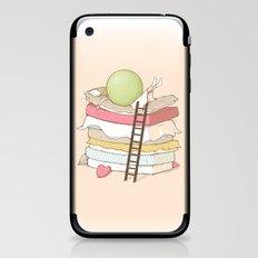 Can't sleep iPhone & iPod Skin