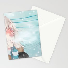 Cold Winter Stationery Cards