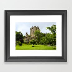 Blarney Castle, Ireland Framed Art Print