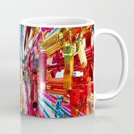 weapons emotion sculpture Coffee Mug