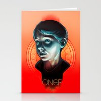 ouat Stationery Cards featuring Henry - OUAT by Seventy-three
